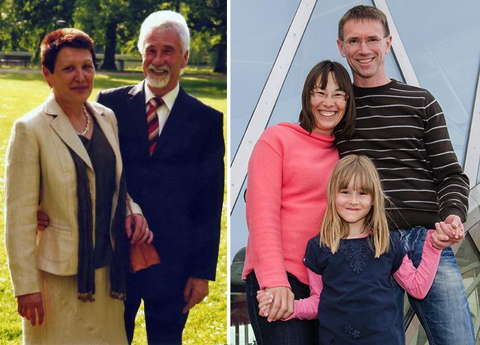Familie Jostock-Hermes